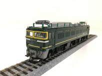 TOMIX HO-150 JR EF81形 電気機関車 トワイライト色 トミックス HOゲージの買取