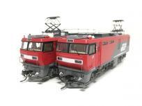 TOMIX HO-128 EH500形 電気機関車(3次型) 2両  鉄道模型 HOゲージの買取