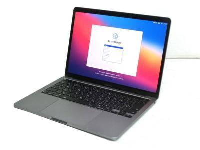 Apple Mac Book Pro 13インチ A2338 MYD92J/A 8GB 512GB ノートパソコン