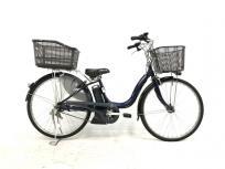 YAMAHA ヤマハ PA26NL 電動アシスト自転車 26インチ アースブルーの買取