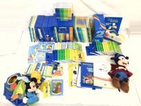 ワールドファミリー DWE 2016年頃購入品 メインプログラム シングアロング 他 英語 英会話 教材 DVD CD セット