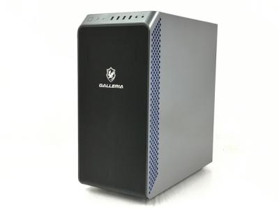 Thirdwave GALLERIA XA7C-R70S デスクトップPC Win10 i7-10700 16GB SSD 1TB HDD 4TB RTX 2070 SUPER