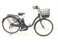 YAMAHA PAS With DX PA26WSP 電動アシスト自転車 2018年大型の買取