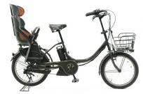 BRIDGESTONE 電動自転車 bikke MOB e BMOC38 ビッケ モブ コンパクト 電動アシスト ブリヂストンの買取