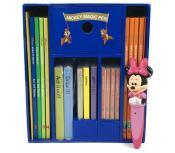 DWE ディズニーの英語システム ミッキーマジックペンセット 2017年頃 こども英語 教材 カード一部欠品