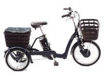 ブリヂストン BRIDGESTON FW0B40 フロンティア ラクットワゴン 三輪 電動アシスト付 自転車 楽 大型の買取