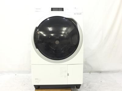 Panasonic NA-VX900BL 左開き 2020年製 ななめ ドラム洗濯乾燥機 家電 ドラム 洗濯機 パナソニック