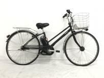 Panasonic BE-ELDT752B 27インチ 電動アシスト自転車 12Ah 大型の買取