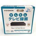 I-O DATA HDCY-TUT2K テレビ録画用 USBハードディスク
