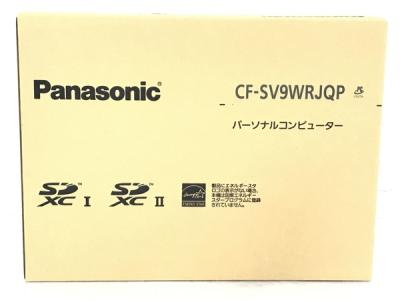 Panasonic レッツノート CF-SV9WRJQP パソコン i7-10810U 16GB SSD 512GB パナソニック