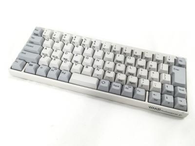 PFU PD-KB420WS HHKB Professional JP Type-S 白(日本語配列) キーボード