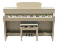 ヤマハ YAMAHA CLP-545WA Clavinova CLPシリーズ ホワイトアッシュ調 電子ピアノの買取