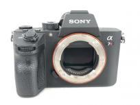 SONY α7R III ILCE-7RM3 ボディ 有効 約4240万画素 高解像 フルサイズ ミラーレス 一眼 カメラの買取