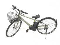 引取限定Panasonic BE-ELVS77 ベロスター 電動アシスト 自転車 7段変速 街乗り アウトドア 通勤 通学の買取