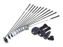 maruman マルマン DANGAN X ダンガン X ゴルフセット 1W、5W、4U、5I-9I、PW、SW、PTの買取