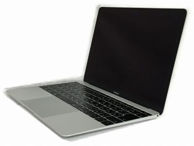 Apple MacBook MNYH2J/A 12インチ 2017 Core m3 7Y32 1.1Ghz 8GB SSD256GB Intel HD Graphics 615 1536MB シルバー