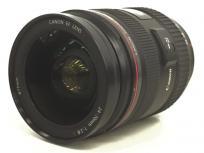 キヤノン Canon EF 24-70mm 2.8L USM 標準 ズームレンズ カメラの買取