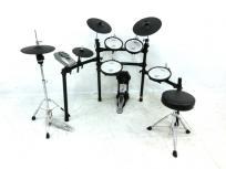 Roland ローランド D-15 電子ドラム Vドラム 楽器 ハイハットスタンド付の買取