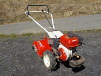 埼玉県 入間市 イセキ KCR60-S 5.3馬力 ガソリン エンジン 歩行型 手押し型 耕運機 農機具