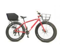 CHARGE BIKES cooker maxi 26×4.0 SRAM X5 ファットバイク クッカー マキシ 自転車の買取