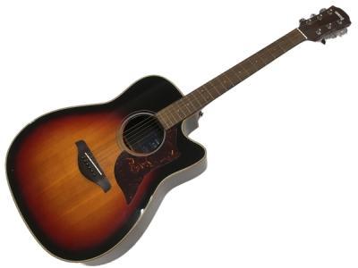 YAMAHA A1R VS アコースティック ギター エレアコ ヤマハ