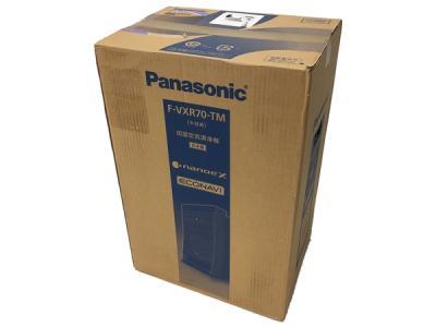 Panasonic パナソニック F-VXR70-TM 加湿 空気 清浄機 ナノイーX エコナビ 家電