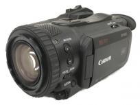 Canon XF405 業務用 4K ビデオカメラ 2018年製 キヤノン WA-U58 ワイドアタッチメントレンズ バッテリー付き