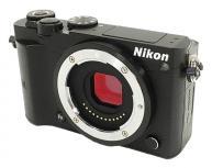 NIKON J5 MODEL 1 NIKKOR ZoomLens Kit ミラーレス カメラ セット 10-30mm レンズの買取
