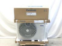 パナソニック エオリア CS-221DFL-W インバーター 冷暖房除湿タイプ ルームエアコン