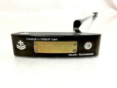 VELVET RODENBERG VR501 P TYPE3 Dual IP/Blue ベルベットローデンバーグ パター
