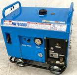引取限定Flutech フルテック NW160GBD 防音型 エンジン式 高圧洗浄機 ガソリンエンジン式 差圧式 アンローダータイプ 直の買取