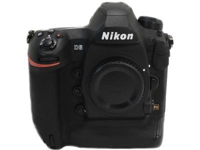 Nikon D6 デジタル一眼レフカメラ ボディ