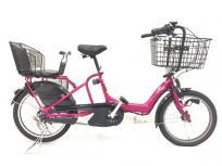YAMAHA ヤマハ PM20K 電動アシスト 自転車 3人乗り 対応 20型 楽 大型の買取
