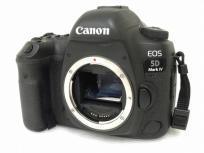 Canon EOS 5D Mark IV デジタル 一眼レフ カメラ ボディ キャノンの買取