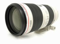 Canon EF70-200mm F2.8 L II USM 望遠ズーム レンズ カメラ キャノンの買取