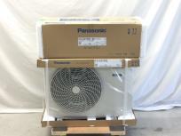 Panasonic パナソニック CS-221DFL-W CU-221DFL エオリア インバーター 冷暖房除湿タイプ ルームエアコン
