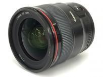 Canon EF24mm F1.4L II USM カメラレンズ 単焦点 キヤノンの買取