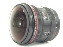 CANON EF8-15mm F4L フィッシュアイ USM 魚眼レンズの買取