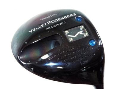 VELVET RODENBERG VR501 Dr low Dual IP/Blue ベルベットローデンバーグ ドライバー Speeder 661 EVO V