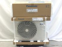 Panasonic パナソニック エオリア CS-251DFL-W CU-251DFL インバーター 冷暖房除湿タイプ ルームエアコン