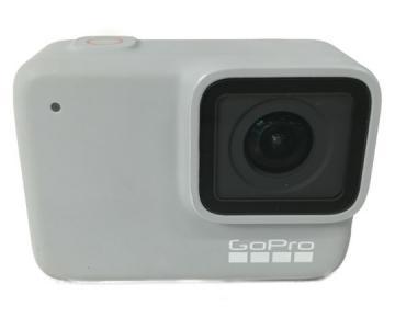 GoPro ゴープロ HERO7 SILVER SPTM1 ハンズフリー アクション 4K カメラ