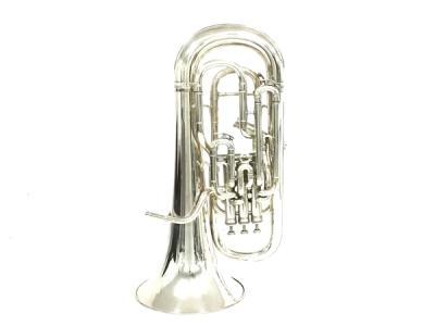 BESSON 968GS SCHILKE 51C4 ユーフォニアム マウスピース ハードケース付 銀 メッキ 管楽器 ベッソン