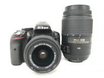 Nikon ニコン D5300 カメラ デジタル一眼レフ ボディ ブラックの買取