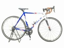 TREK SLR ロードバイク サイズ58 ブルー 2005 SHIMANO105 トレック 自転車の買取