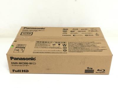 パナソニック Panasonic DMR-MC500-W BDレコーダー デジタル入力レコーダー