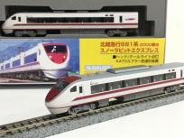 KATO 10-381 北越急行 681系2000番台 スノーラビットエクスプレス 9両セット A B Nゲージ 鉄道模型の買取