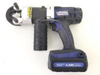 CACTUS カクタス クリンプボーイ EV-250L 電動 油圧式 圧着工具の買取