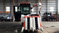 佐賀県 神崎市 クボタ ARN460 コンバイン 4条刈 ディーゼル 約1368h アンローダー 農機具 稲刈り機 農業の買取