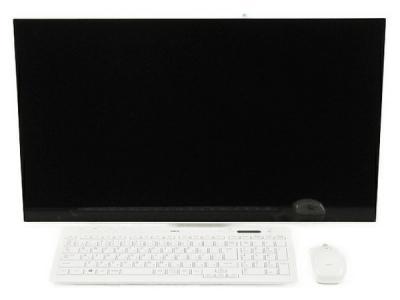 NEC LAVIE PC-A2757BZW-2 一体型 パソコン 27型 Core i5 10210U 1.6GHz 16 GB SSD 1TB Win 10 Home 64bit