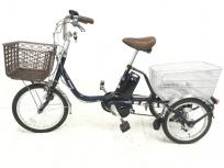 Panasonic パナソニック ビビライフ BE-ELR832V 18型 電動アシスト 三輪 自転車大型の買取